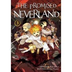 THE PROMISED NEVERLAND tom 3