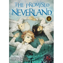 THE PROMISED NEVERLAND tom 4