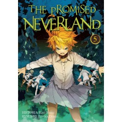 THE PROMISED NEVERLAND tom 5