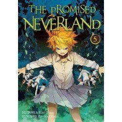 THE PROMISED NEVERLAND tom 5