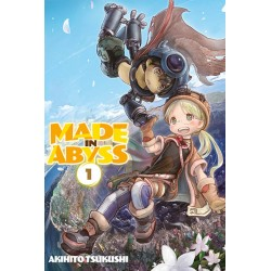 MADE IN ABYSS tom 1