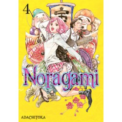 NORAGAMI tom 4