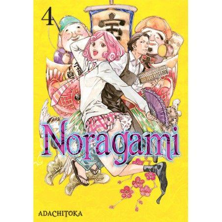 NORAGAMI tom 4