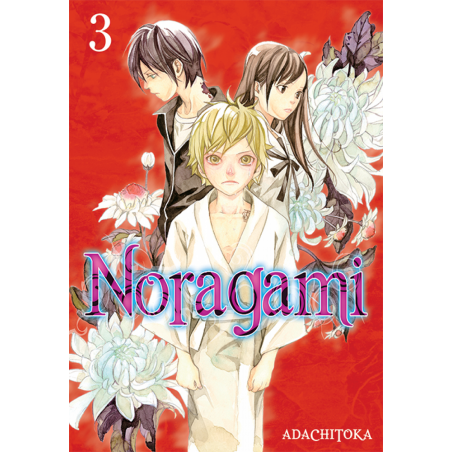 NORAGAMI tom 3