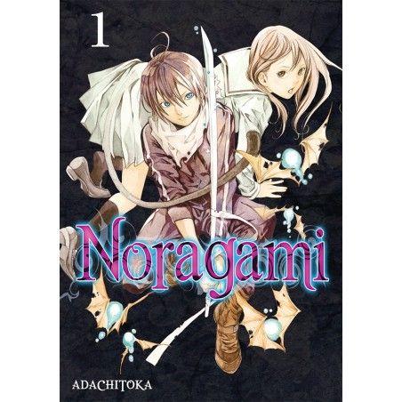 NORAGAMI tom 1