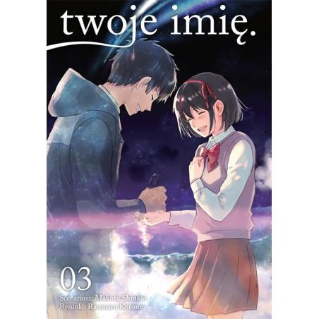 TWOJE IMIĘ tom 3