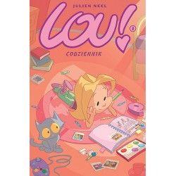 LOU! tom 1 Codziennik Wyd....
