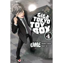 GIGA TOKYO TOY BOX tom 4