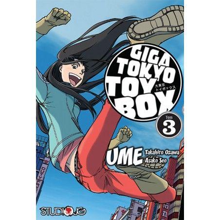 GIGA TOKYO TOY BOX tom 3