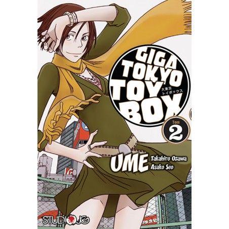 GIGA TOKYO TOY BOX tom 2