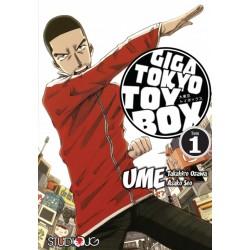 GIGA TOKYO TOY BOX tom 1