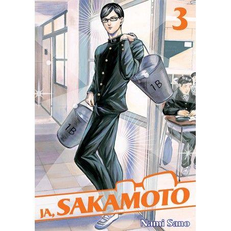 JA, SAKAMOTO tom 3