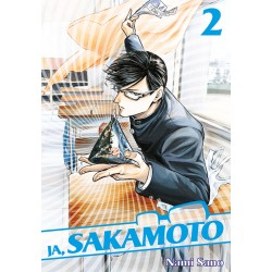 JA SAKAMOTO tom 2