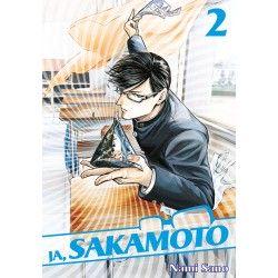 JA, SAKAMOTO tom 2