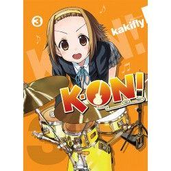 K-ON tom 3