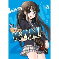 K-ON tom 2
