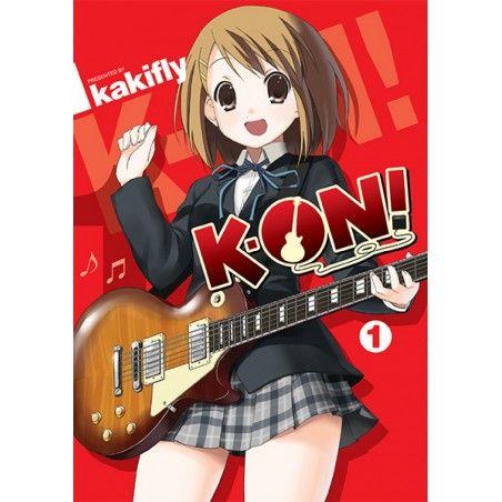 K-ON tom 1