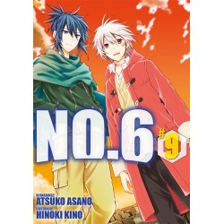 Number 6 (NO. 6) tom 9
