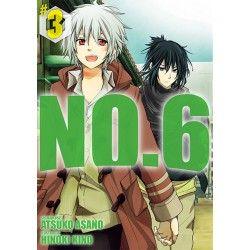 Number 6 (NO. 6) tom 3