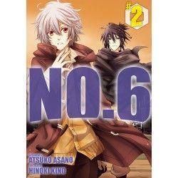 Number 6 (NO. 6) tom 2
