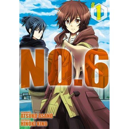 Number 6 (NO. 6) tom 1