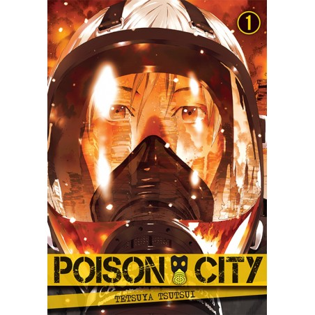 POISON CITY tom 1