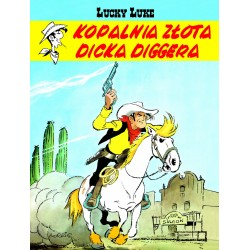 LUCKY LUKE tom 1 Kopalnia...