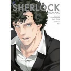 SHERLOCK tom 3 Wielka gra