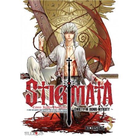 STIGMATA tom 3