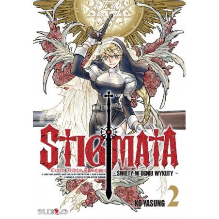 STIGMATA tom 2