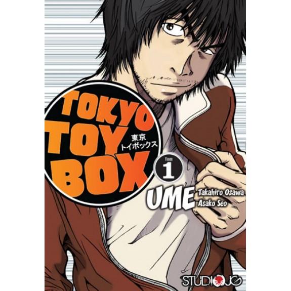 TOKYO TOY BOX tom 1