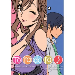 TORADORA tom 4