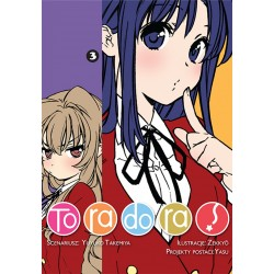 TORADORA tom 3