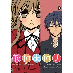 TORADORA tom 1