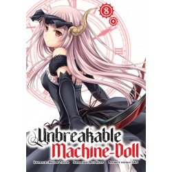 UNBREAKABLE MACHINE-DOLL tom 8