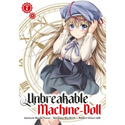 UNBREAKABLE MACHINE-DOLL tom 7