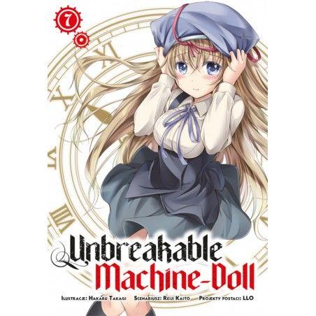 UNBREAKABLE MACHINE-DOLL tom 7