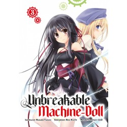 UNBREAKABLE MACHINE-DOLL tom 3