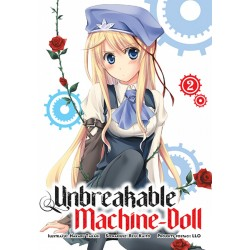 UNBREAKABLE MACHINE-DOLL tom 2