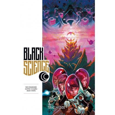 BLACK SCIENCE tom 2