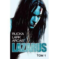LAZARUS tom 1