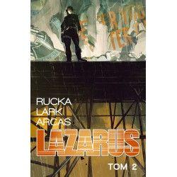 LAZARUS tom 2