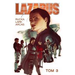 LAZARUS tom 3