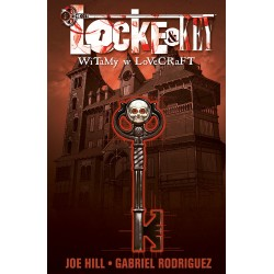 LOCKE & KEY tom 1 Witamy w...