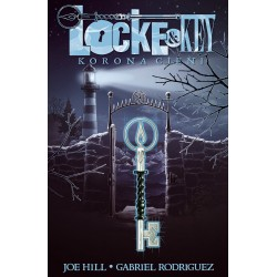 LOCKE & KEY tom 3 Korona...