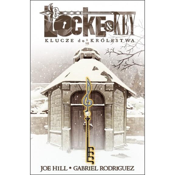 LOCKE & KEY tom 4 Klucze do królestwa