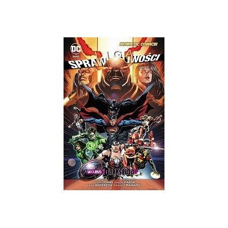LIGA SPRAWIEDLIWOŚCI tom 8 Wojna Darkseida, część 2