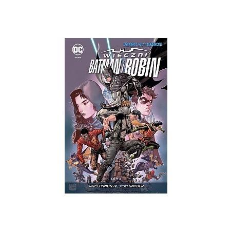 WIECZNI BATMAN I ROBIN tom 2