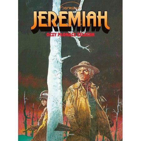 JEREMIAH tom 4 Oczy płonące żelazem