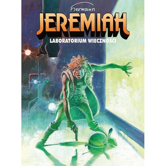 JEREMIAH tom 5 Laboratorium wieczności